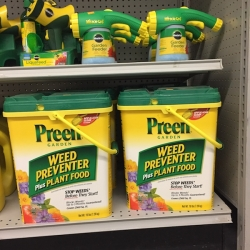 Preen Weed Preventer
